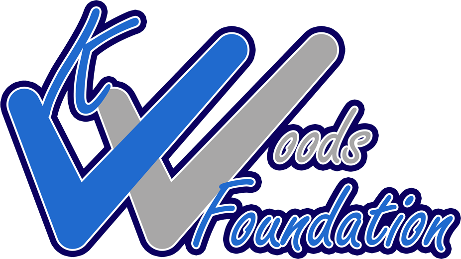 The K Woods Foundation Logo